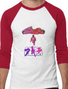 Akira Men's Baseball ¾ T-Shirt