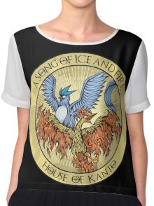 Song of Ice and Fire Chiffon Top