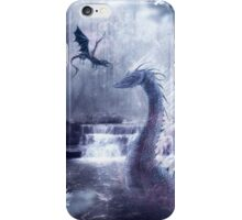 Ice Dragons iPhone Case/Skin