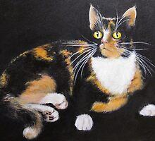 PRETTY KITTY by Dian Bernardo