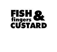 Fish Fingers And Custard by loralcandy