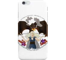 Daenerys Targaryen - Plain iPhone Case/Skin