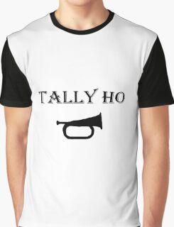 Tally Ho Graphic T-Shirt