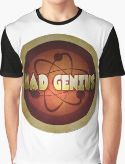 Logo - Mad Genius Graphic T-Shirt