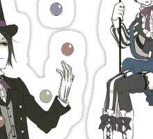 Black Butler-Book of Circus Sticker