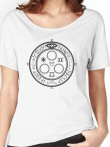 The Halo of The Sun (Black) Women's Relaxed Fit T-Shirt