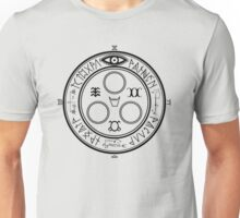 The Halo of The Sun (Black) Unisex T-Shirt