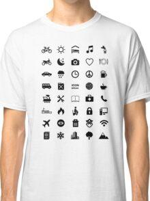 Icon Speak Classic T-Shirt