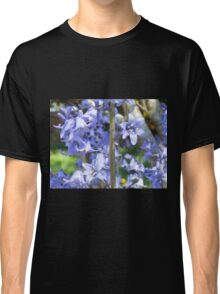 Purple Bell Blossoms Classic T-Shirt