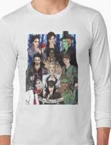 Once Upon A Villain Long Sleeve T-Shirt