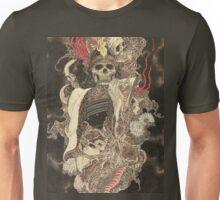 Skull SHOGUN Unisex T-Shirt
