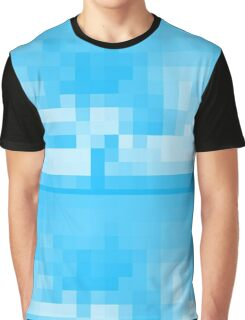 Frozen Over - The Frosted Pixels Graphic T-Shirt