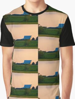 Country Field Graphic T-Shirt
