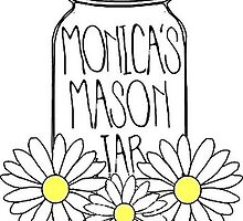 Monica's Mason Jar by EarthtoMonica
