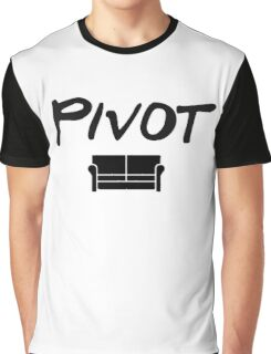 Friends - Pivot Graphic T-Shirt