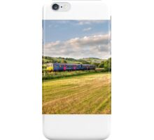 Teign Valley Sprinter  iPhone Case/Skin