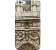 Engaged Columns and Relief Sculptures iPhone Case/Skin