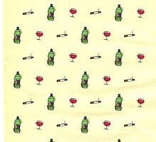 Looking for Alaska icon pattern by novillust