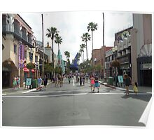 Hollywood Studios  Poster