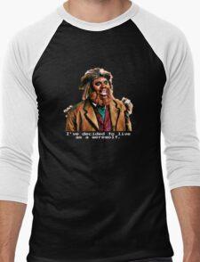 Titus Andromedon, Werewolf Men's Baseball ¾ T-Shirt
