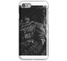 into the bushes iPhone Case/Skin