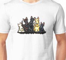 Fabulous Five Scotties Unisex T-Shirt