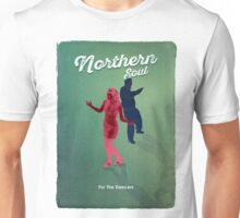 Northern Soul - for the dancers block Unisex T-Shirt