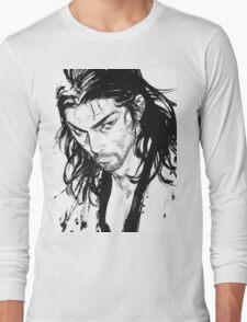 Miyamoto Musashi Long Sleeve T-Shirt