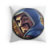 Clash Royale - Wizard Throw Pillow