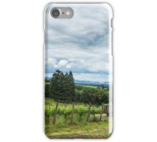 Growing Grapes iPhone Case/Skin