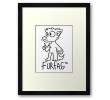 furfag™ Framed Print