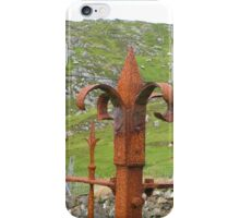 Rusted Beauty iPhone Case/Skin