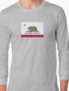 Flag of California  Long Sleeve T-Shirt