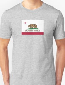 Flag of California  Unisex T-Shirt