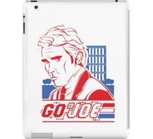 Go Joe (Macmillan) T-Shirt iPad Case/Skin