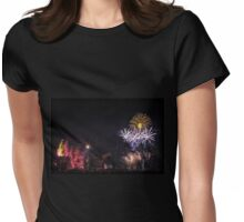 Stars and Stripes – Boston 2016 Womens Fitted T-Shirt