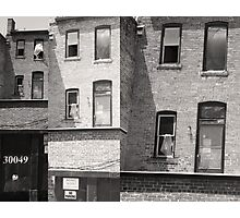 City Panes Photographic Print