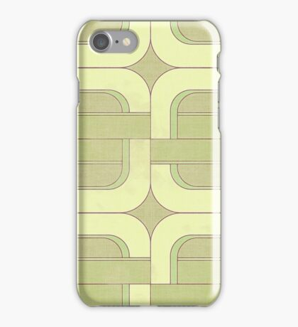 Isometric #1 iPhone Case/Skin