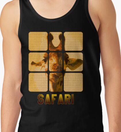 Safari Africa Tank Top