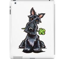 Lucky Scottie iPad Case/Skin