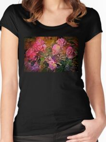 Rose 307 Women's Fitted Scoop T-Shirt