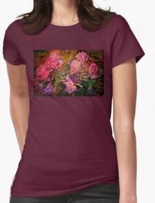 Rose 307 Womens Fitted T-Shirt