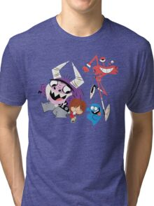 Foster's Home Party Tri-blend T-Shirt