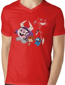 Foster's Home Party Mens V-Neck T-Shirt