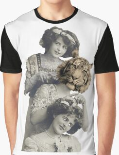 Circus sisters Graphic T-Shirt