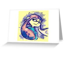 Inkling Greeting Card