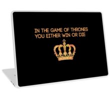 Game of thrones  Laptop Skin