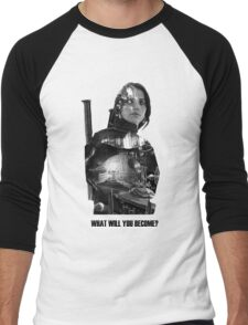Star Wars : Rogue One - Jyn Erso's fate Men's Baseball ¾ T-Shirt