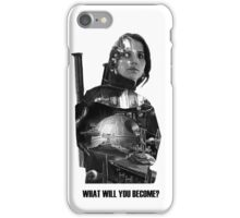 Star Wars : Rogue One - Jyn Erso's fate iPhone Case/Skin