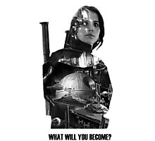 Star Wars : Rogue One - Jyn Erso's fate Photographic Print